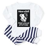 Adore-A-Bull 2! Toddler Pajamas