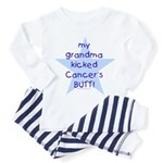 my grandma kicked cancer's butt Toddler T-S