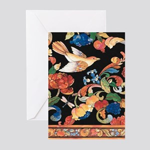 New Orleans Christmas Bird Design Cards (Package