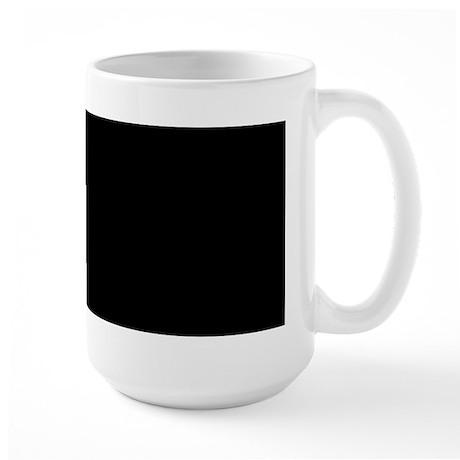 How Long Must Women Wait? Large Mug