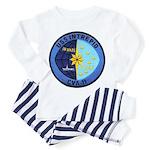 USS INTREPID Toddler Pajamas
