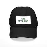 GLUTEN IS THE ENEMY Black Cap