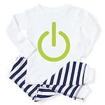 Power Symbol Toddler Pajamas