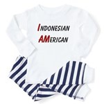 Indonesian American Toddler Pajamas