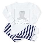 Digital Urban Toddler Pajamas