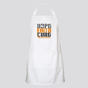 HOPE FAITH CURE MS BBQ Apron