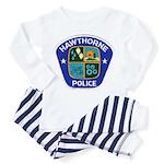 Hawthorne Police Toddler Pajamas