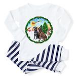Take Off1/2 Labs(cho/blk) Toddler Pajamas