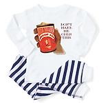 Can 'O Whoop Ass Toddler Pajamas