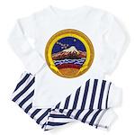 USS KISKA Toddler Pajamas