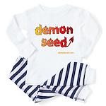 demon seed Toddler Pajamas