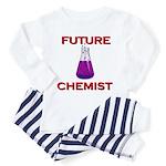 Future chemist Toddler Pajamas