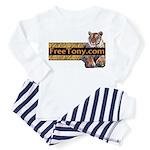 Free Tony The Tiger Toddler Pajamas