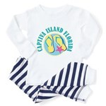 Captiva Flip Flops - Toddler Pajamas