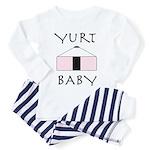 Yurt Baby Toddler Pajamas