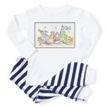 Dragon Parade Toddler Pajamas