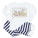 Dragon Parade Toddler Pajamas