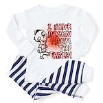 Ten Little Zombies: The Toddler Pajamas