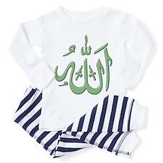 Allah Toddler Pajamas