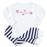 Flowergirl Childs and Toddler Pajamas