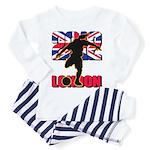 Soccer 2012 London Toddler Pajamas