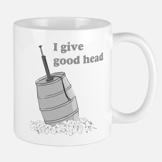 Cute Keg Mug