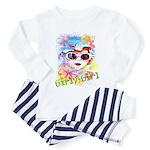 MM GirlyGirl Toddler Pajamas