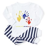 Colombian hands Toddler Pajamas
