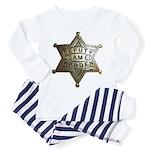 Deputy Game Warden Toddler Pajamas