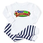 Zucchini Logo Pajamas
