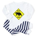 Bear Crossing Toddler Pajamas