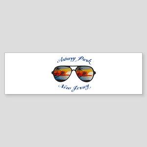 New Jersey - Asbury Park Bumper Sticker