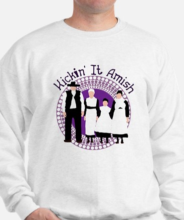 Riyah-Li Designs Kickin' It Amish Sweatshirt