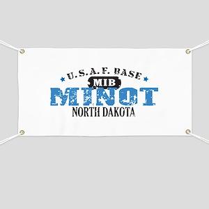 Minot Air Force Base Banner