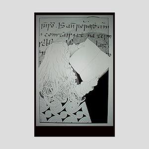 'FIONA' Mini Poster Print