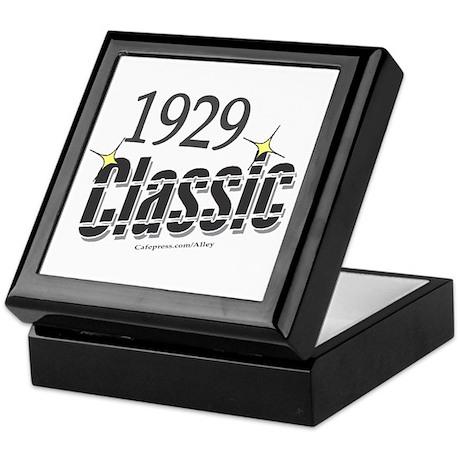 1929 Classic Keepsake Box