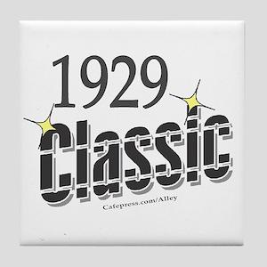 1929 Classic Tile Coaster