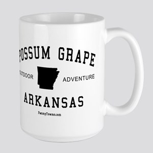 Possum Grape (AR) Arkansas Te Large Mug