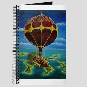 Steampunk Airship Journal