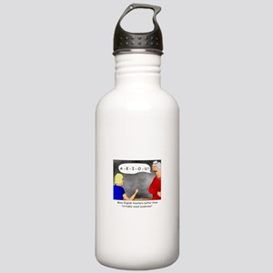Irritable Vowel Syndrome Water Bottle