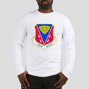 366th Wing Long Sleeve T-Shirt