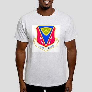 366th Wing Ash Grey T-Shirt