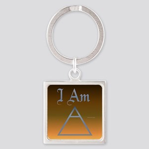 I am Air Keychains