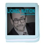 Lionel Nation Baby Blanket