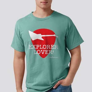 Explorer Lover T-Shirts T-Shirt