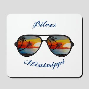 Mississippi - Biloxi Mousepad