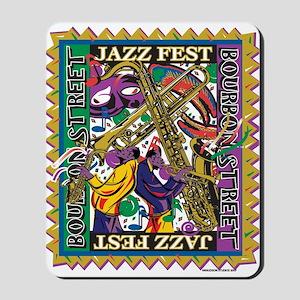 Jazz Fest Mousepad