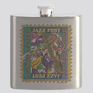 Jazz Fest Flask