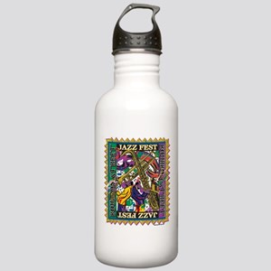 Jazz Fest Water Bottle