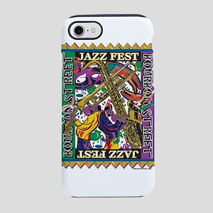 Jazz Fest iPhone 8/7 Tough Case